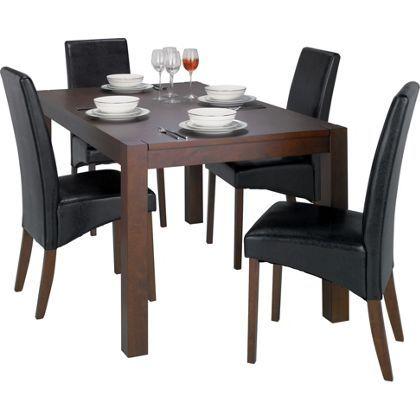 argos michigan dining table images