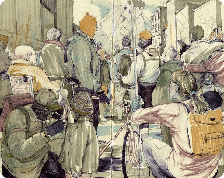 old sketchbook//new sketchbook - Blog - Pat Perry
