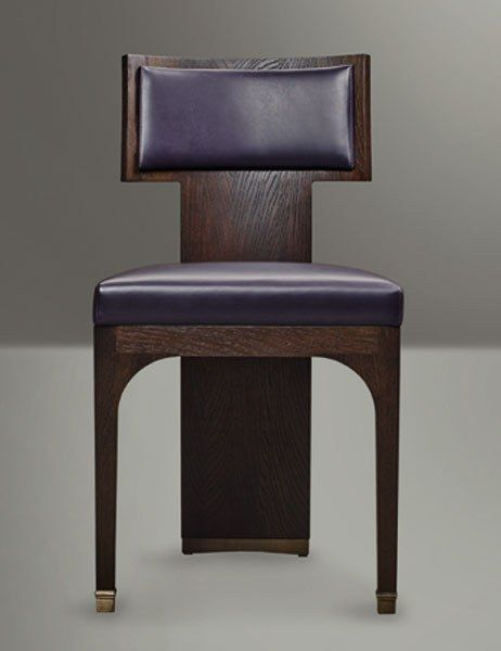 Awesome A Chair By David Collins For Promemoria