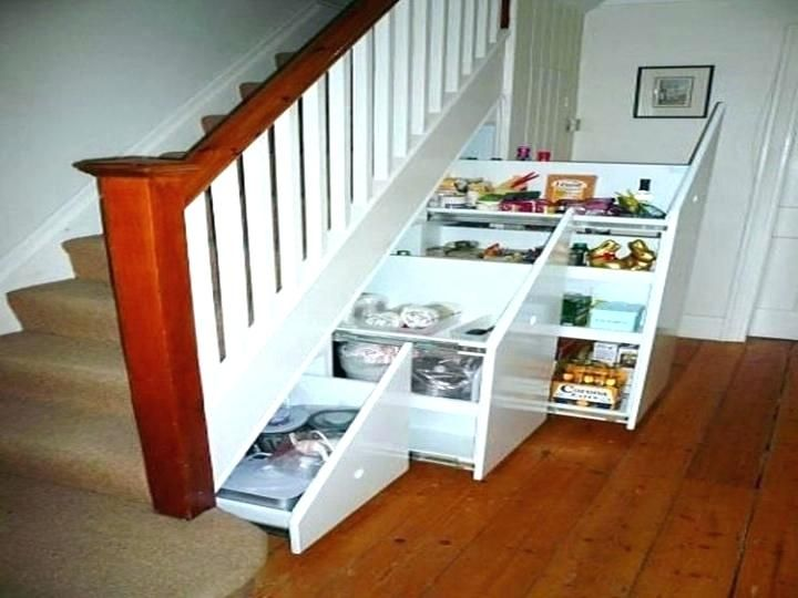 Stair Shelves Ikea Under Stairs Storage Ideas Storage Designs