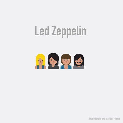 De Amy Winehouse a The Beatles: brasileiro cria emojis para diferentes ídolos da música