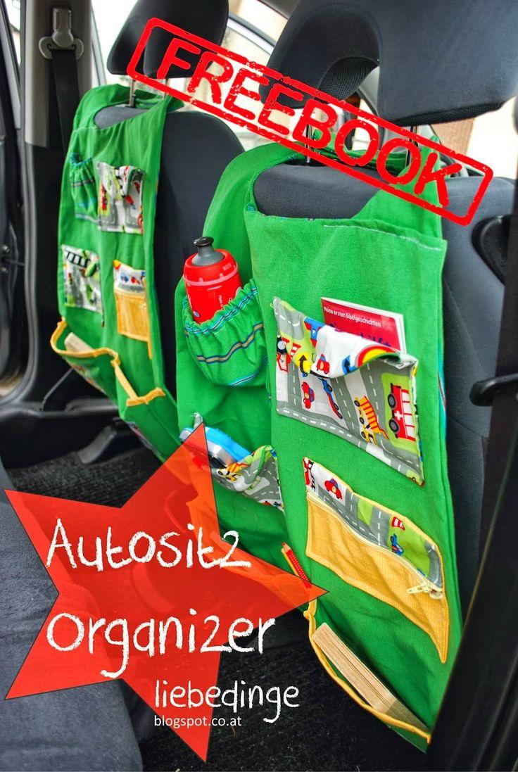 Autositz-Organizer