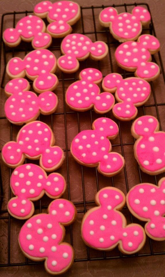 Como Decorar Cake Pops De Minnie Mouse