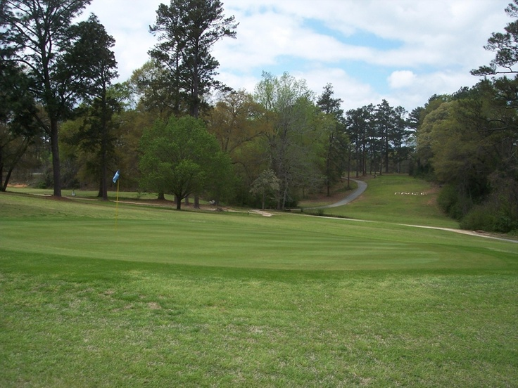 The International City Golf Course In Warner Robins GA Was Designed By Lou Burnett And