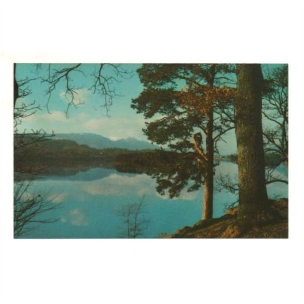 The Lake District Cumbria postcard view of Derwentwater from Borrowdale Road Listing in the Cumbria,England,Topographical,Postcards,Collectables Category on eBid United Kingdom | 146078772