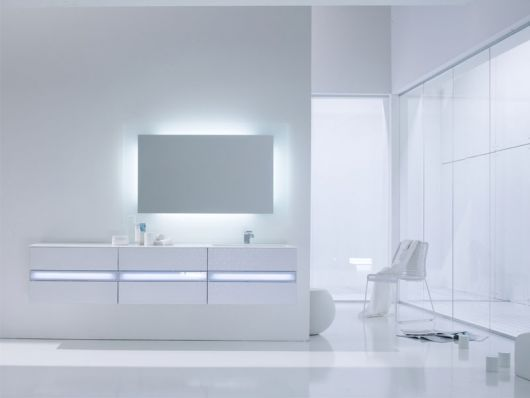 Light bathroom collection lately launched by Arlexitalia  is truly reflecting lightness through simple bathroom designs  clean lines and minimalist colors. 1000  ideas about Minimalist Bathroom Furniture on Pinterest