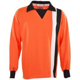 Luton Town 1970s Retro Football Shirt Luton Town 1970s Retro Football Shirt. The 1970s saw Luton radically change the style and colour of their kits. This vintage shirt was worn between 1974 and 1979. http://www.MightGet.com/may-2017-1/luton-town-1970s-retro-football-shirt.asp