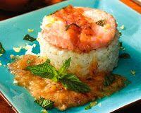 ⇒ Le nostre Bimby Ricette: Bimby, Filetto di Salmone in Salsa di Mango