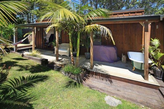 Tui Cottage, Waiheke Island