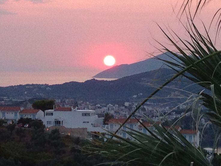 Sunrise @Christian Corti (Greece)