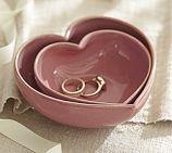 Бисероплетение Box Сердце украшения | Pottery Barn