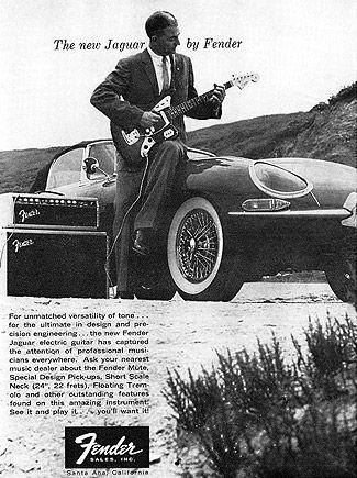 The other, other kind of Jaguar.