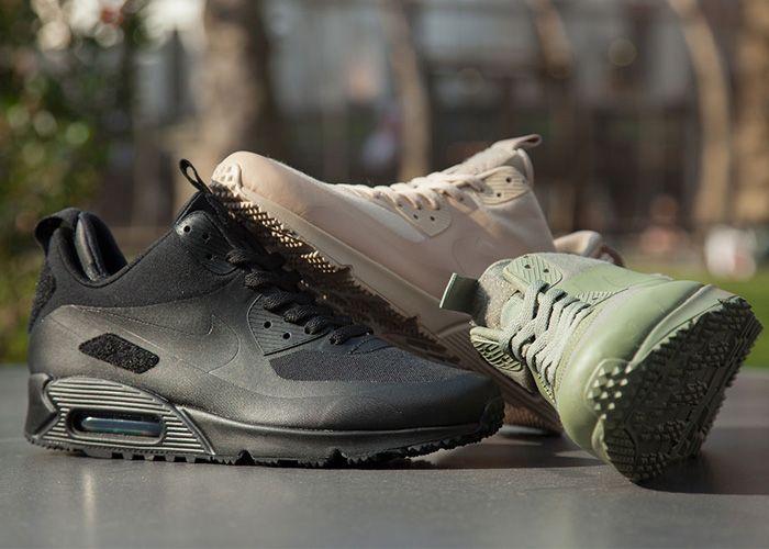 nike air max 90 sneakerboot patch ebay