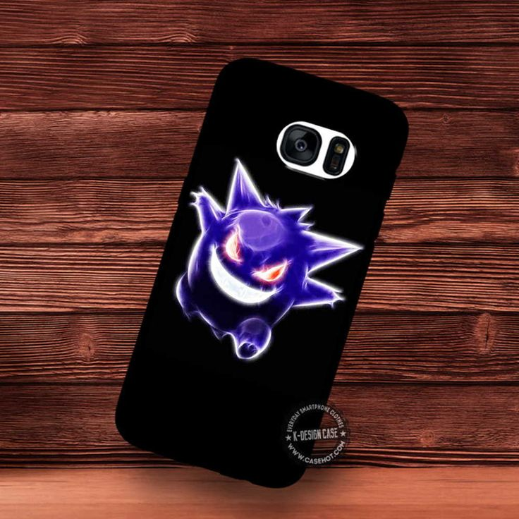 Gengar Evolution Pokemon Go - Samsung Galaxy S7 S6 S5 Note 7 Cases & Covers
