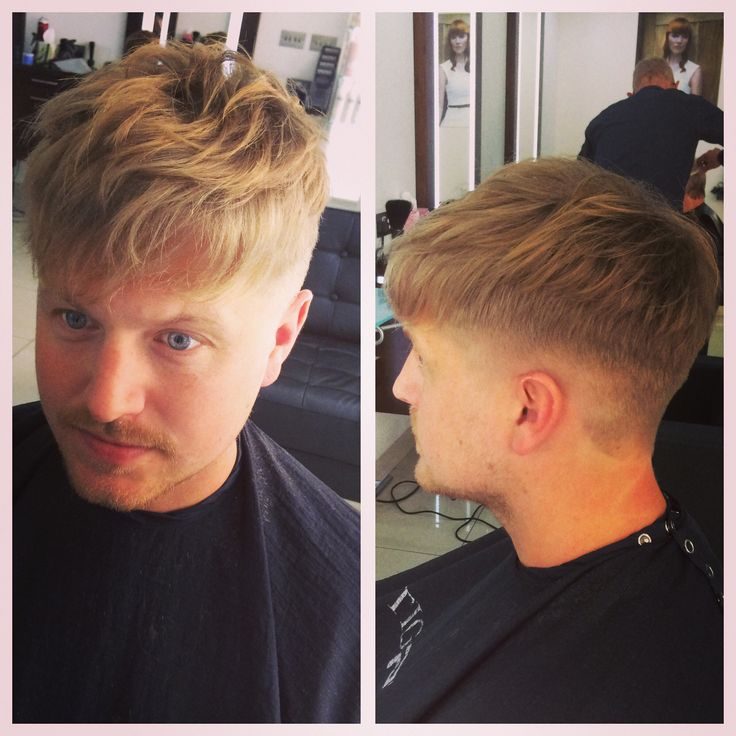 Fringe, gents textured haircuts with a fringe are bang on trend in 2014