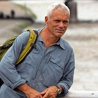 Jeremy Wade - I don't know why, but he is so stinkin cute!