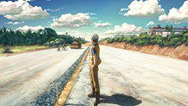 "Taisei Corporation TV CM ""Sri Lanka Highway"" | Film Works | Makoto Shinkai Works"