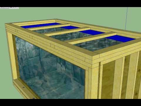 17 best images about plywood aquarium construction on for Construction aquarium