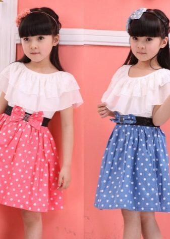 Фото платьев для девочек 12 лет модные
