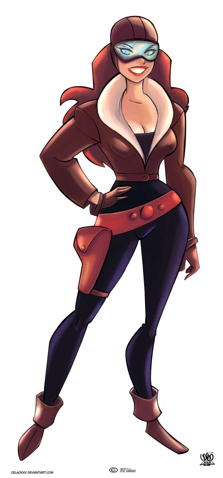 Bruce Timm - Batman the Animated Series