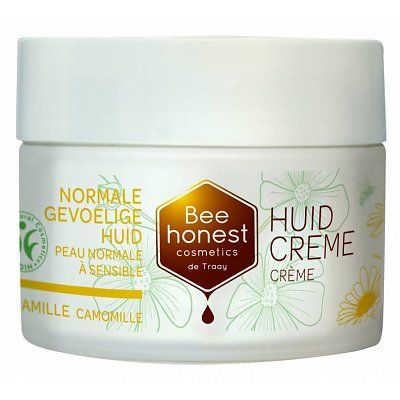 De Traay Bee Honest Huidcrème Kamille 100ml