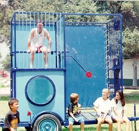 Deluxe Dunk Tank                                                                                                                                                                                 More