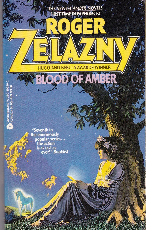 Roger Zelazny. Blood Of Amber
