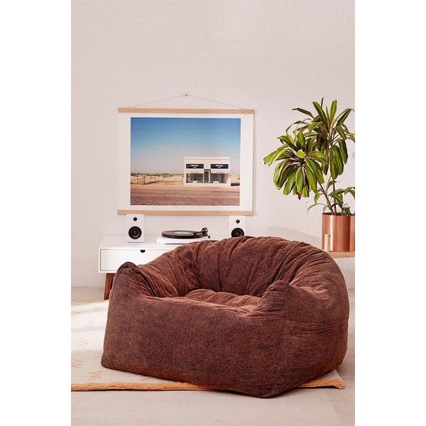 Rossanna Acid Wash Soft Lounge Chair (€355) ❤ liked on Polyvore featuring home, furniture, chairs, accent chairs, oversized beanbag chair, bean bag, oversized bean bag chairs, urban outfitters chair and oversized lounge chair