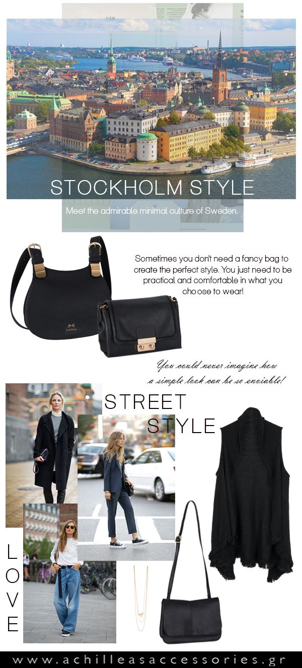 Stockholm newsletter inspiration.