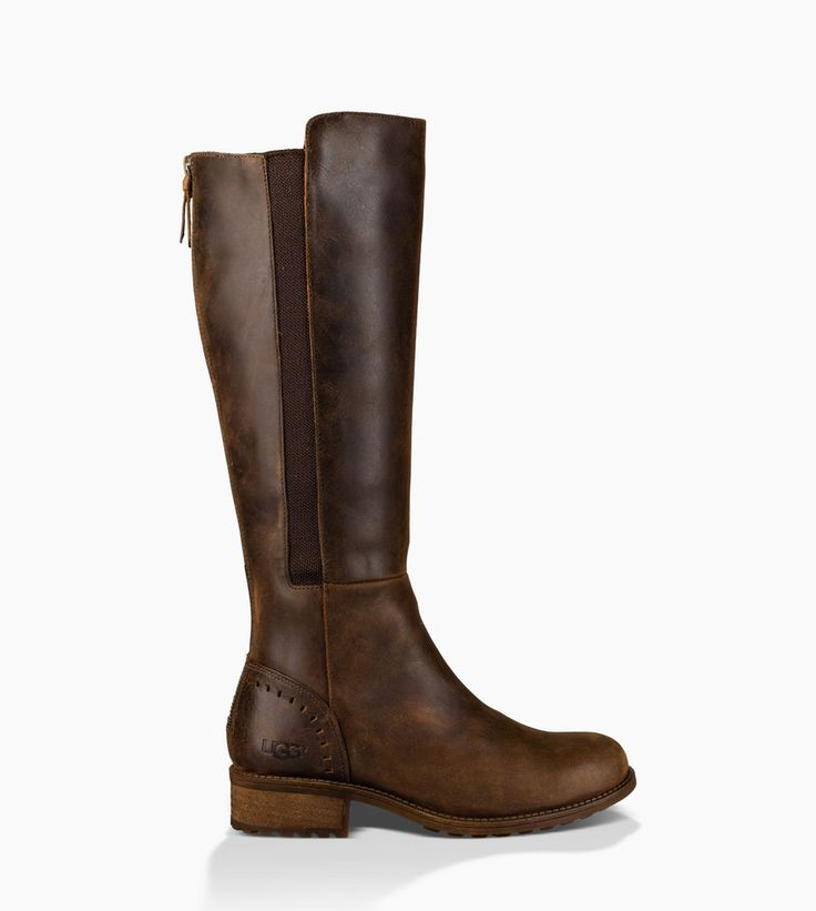 Original UGG® Vinson Riding Boots for Women on the official UGG® website.
