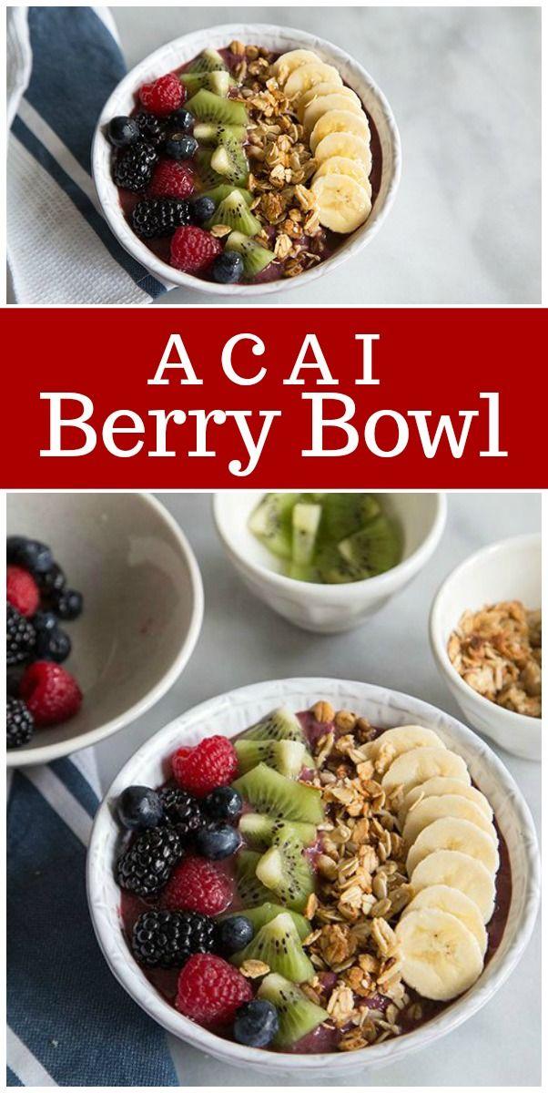 how to make acai drink