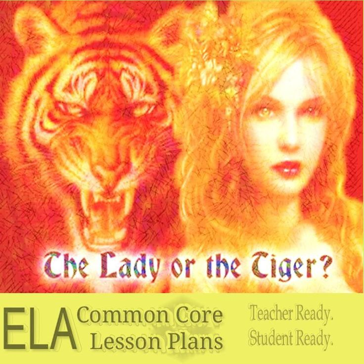 """The Lady or the Tiger"" Short Story Unit Plan in 2020 ..."