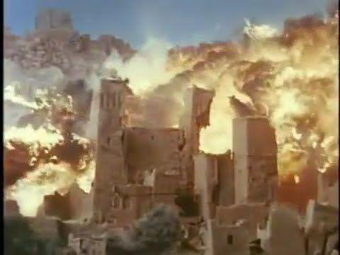 성서의 영웅들 소돔과 고모라(Greatest Heroes of the Bible Sodom & Gomorrah) 우리말더빙