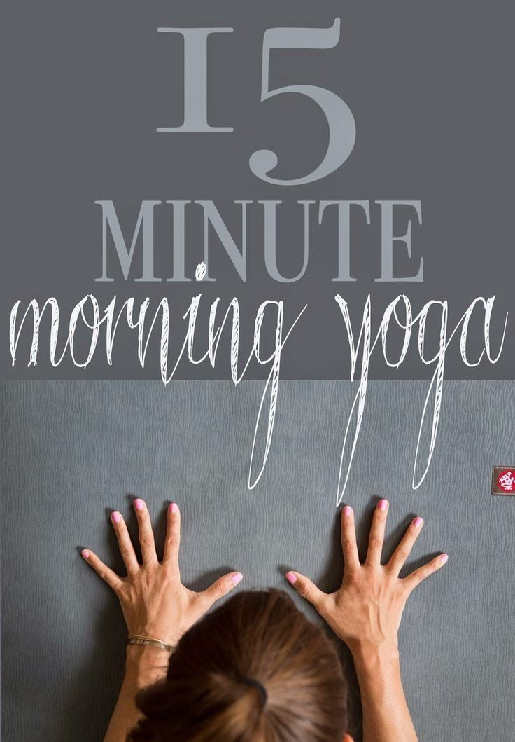 15 Minute Morning Yoga - Health Tricks