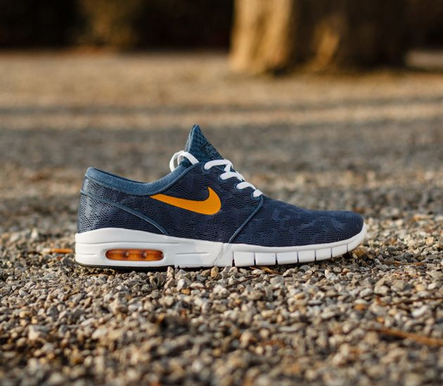 Nike SB Janoski Max - New Slate / White - Atomic Mango. Air Jordan SneakersJordans  SneakersBest ...
