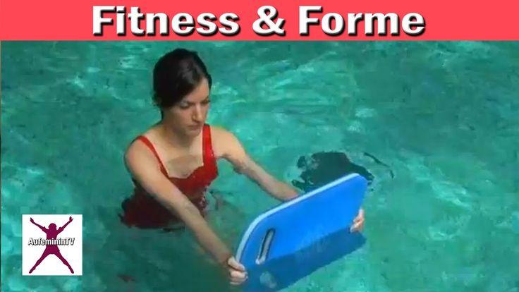 Renfort haut du corps avec Aquagym : exercices vidéos renforcer...