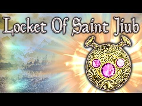 Locket of saint jiub mod
