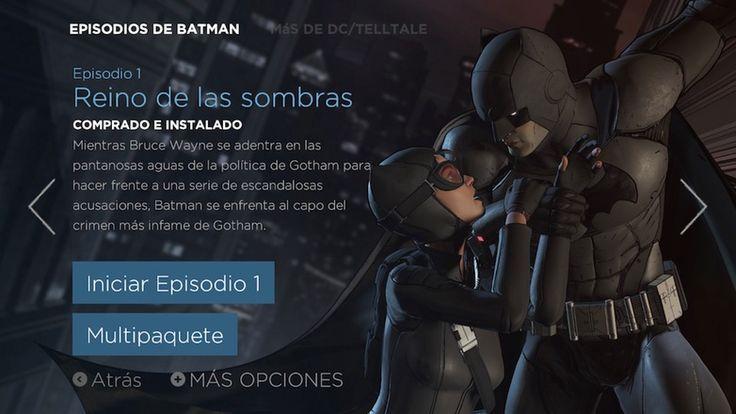 "El primer episodio de ""Batman – The Telltale Series"" ahora es gratis"
