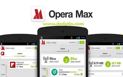 Tips dan Trik Cara Hemat Kuota Internet Menggunakan Opera Max