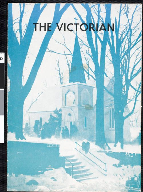 The Victorian, Victory Baptist Church, January, 1960, [front cover] :: The Victorian, Victory Baptist Church, January, 1960 :: Gospel Music History Archive. http://digitallibrary.usc.edu/cdm/ref/collection/p15799coll9/id/615