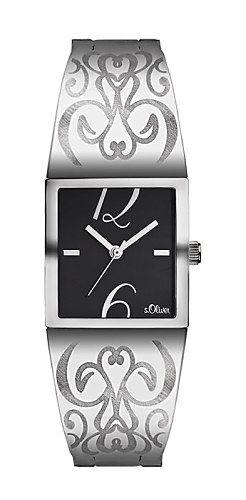 Dámske hodinky s.Oliver SO-1745-MQ majú minerálne sklíčko a remienok/náramok z materiálu oceľ, nerez. Púzdro hodiniek s.Oliver SO-1745-MQ je z materiálu oceľ. Vodotesnosť je 3 ATM / 30 m.