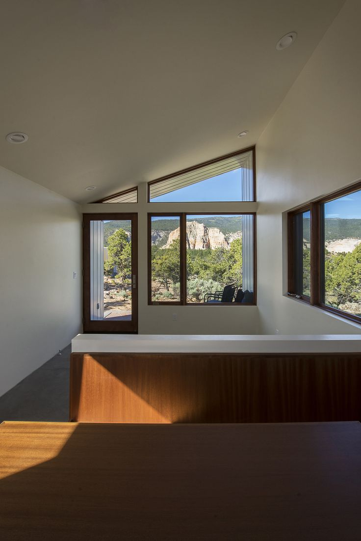 Black canyon window and door sierra pacific wisconsin windows - Guest House Living Room