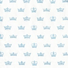 Metallic Crowns from Michael Miller Fabrics - sparkles in the light