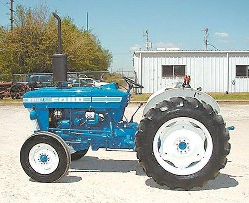 Ford 3600 Tractor Manual : Click on image to download ford tractor