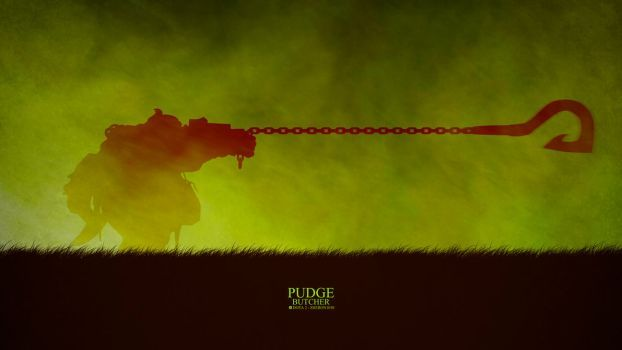 Dota 2 - Pudge by sheron1030