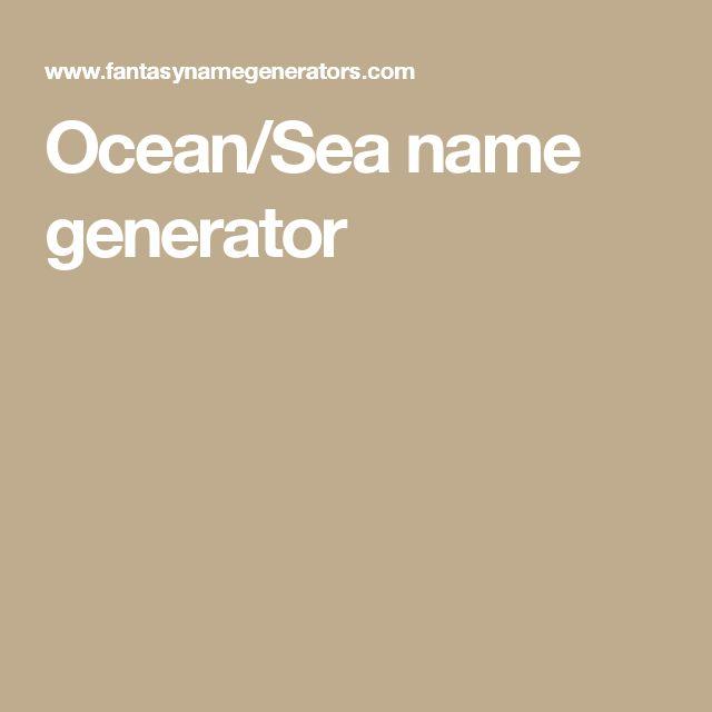 25 best games toys images on pinterest backyard games brick oceansea name generator fandeluxe Choice Image