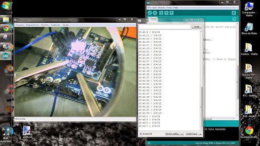 #Arduino   #RTC   #Clock
