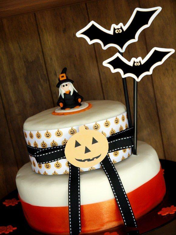 resultado de imagen para tortas de halloween infantiles - Halloween Decorations Cakes