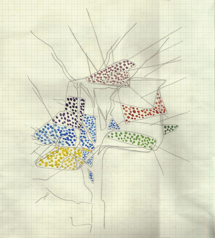 Sinéad Aldridge  `Lifeworld´  Work on Paper.