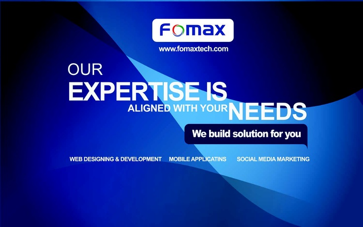 Fomax poster for the Peenya Industries Association Expo held in Feb 2012.  Fomaxtech picked the best stall award by the Peenya team